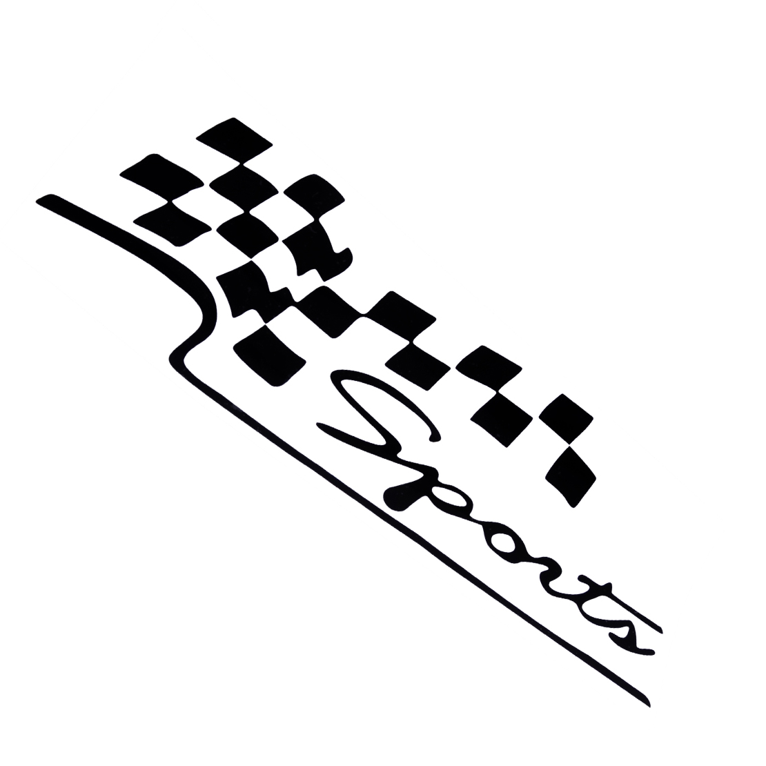 Auto car body decal racing car stickers auto