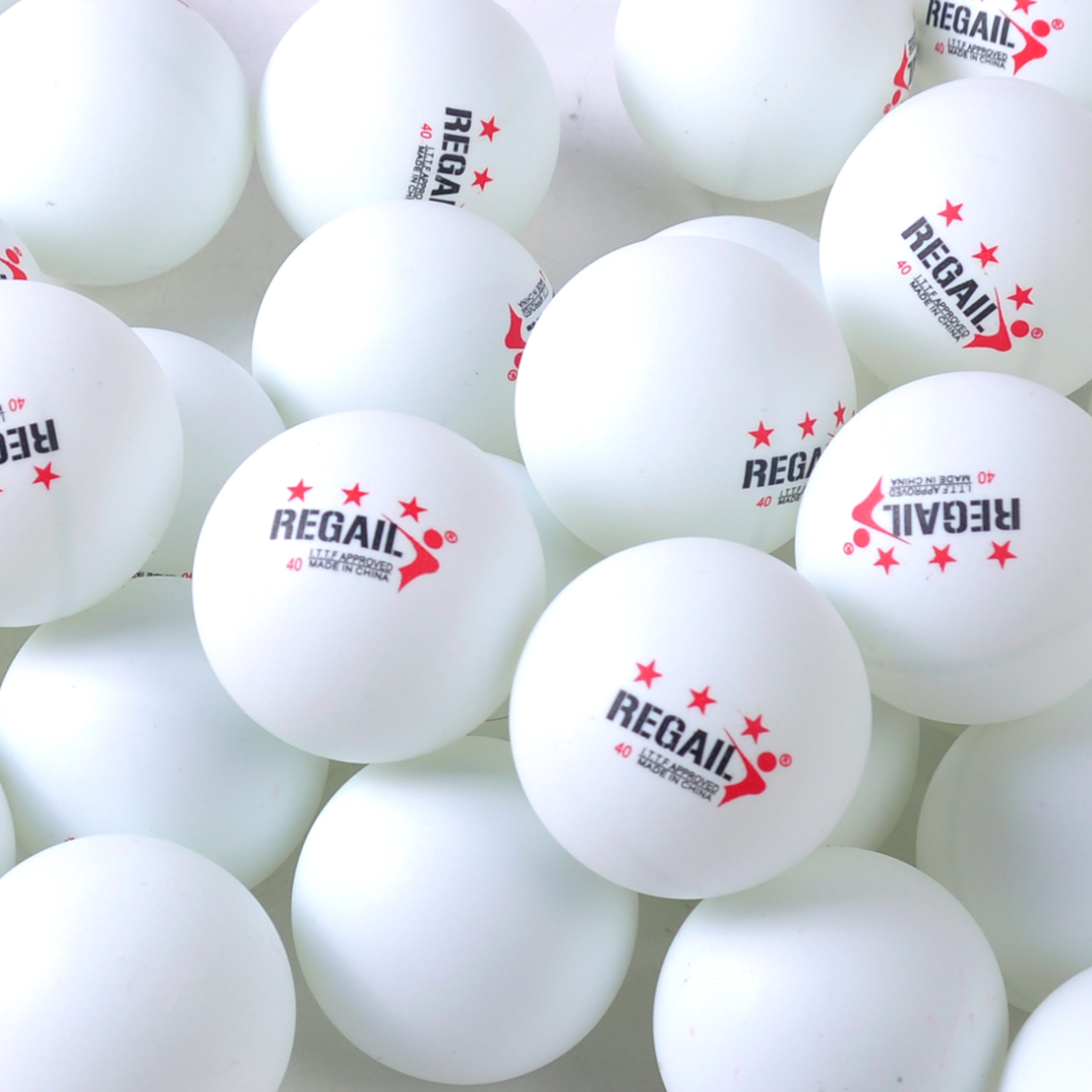 100x 3 stars 40mm olympic ping pong balls table tennis for 100 table tennis balls