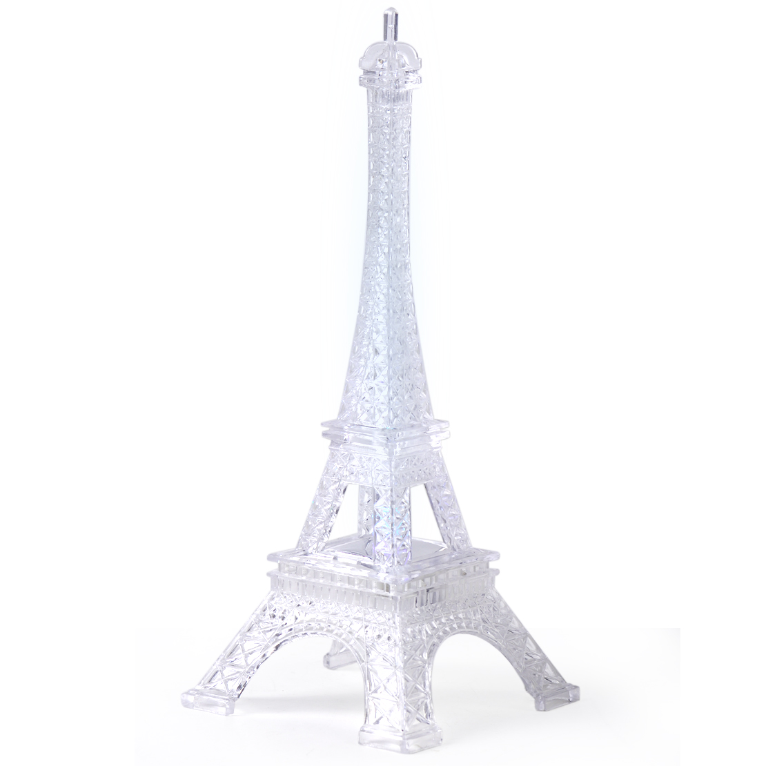 Colorful Eiffel Tower Night Light Led Lamp Desk Bedroom