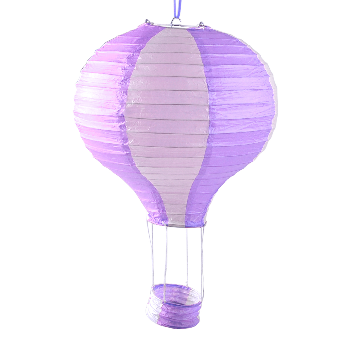 ballon papier hei luftballon lampenschirm papierlaterne lampion party h nge deko ebay. Black Bedroom Furniture Sets. Home Design Ideas