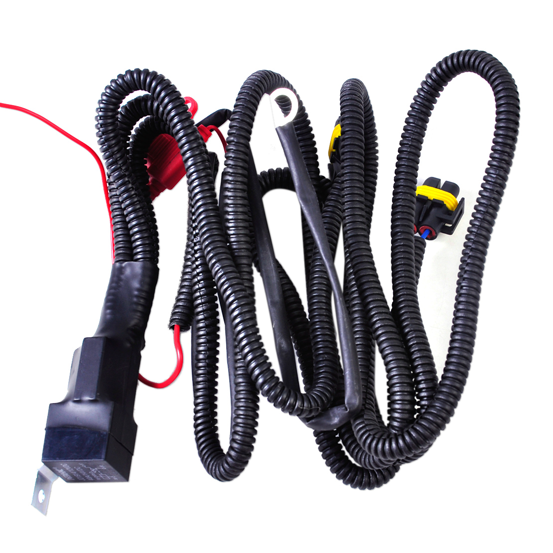 Fusion Fog Light Wiring Harness Guide And Troubleshooting Of Gm H11 Sockets Wire Kits For Ford Switch Ebay