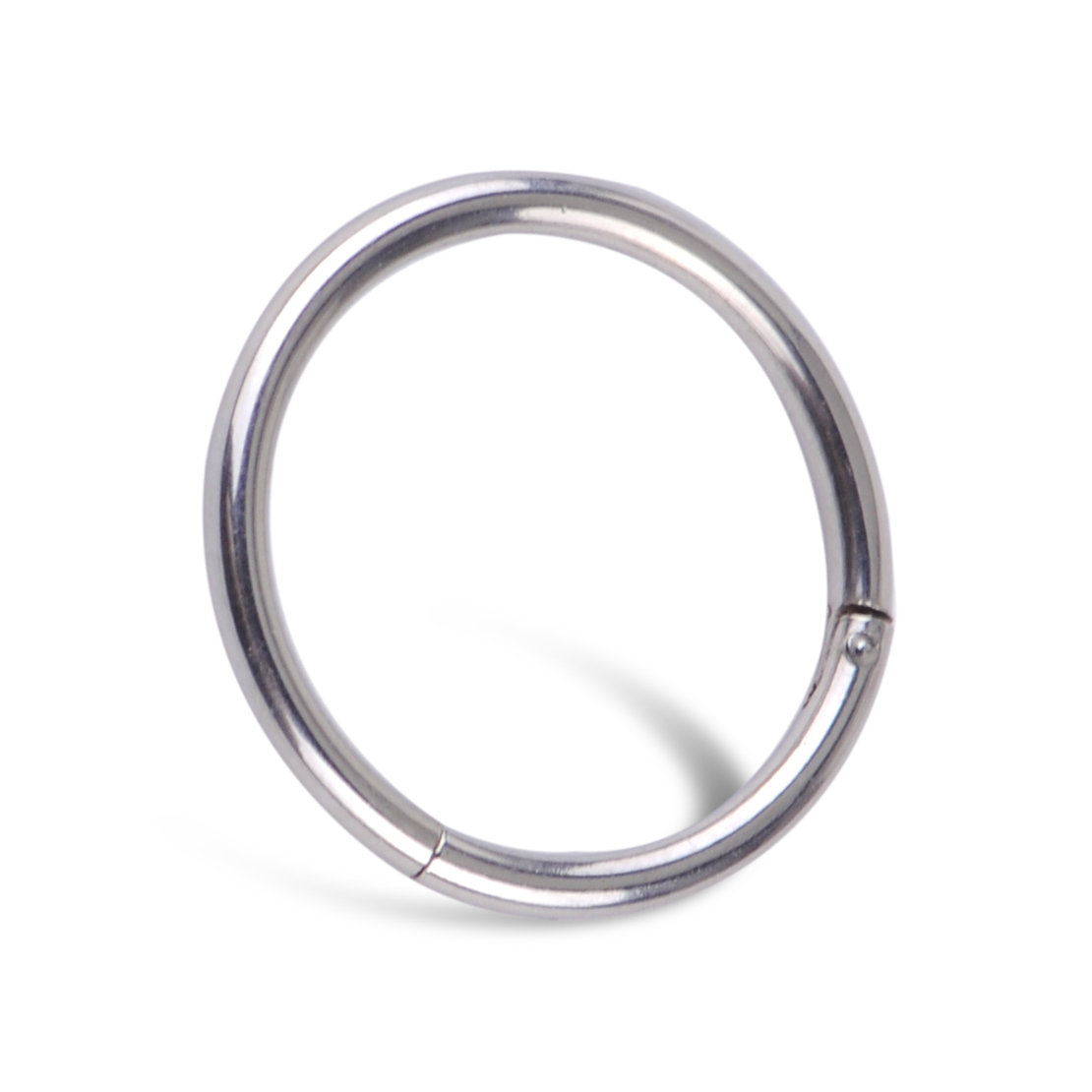 Sale Steel Hinged Segment Ring Hoop Ear Lip Nose Clicker