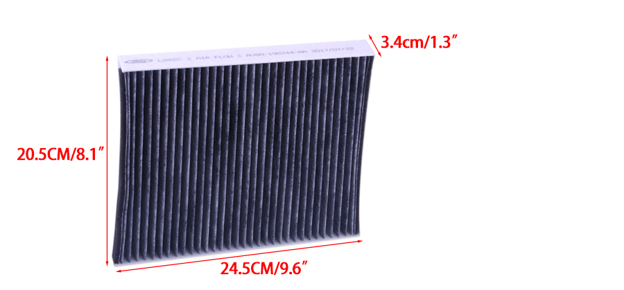 Car Cabin Air Filter For Ford Escape C Max Focus Transit