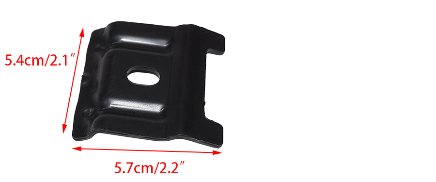 New Battery Hold Down Clamp 1J0 803 219 Fit For VW Jetta