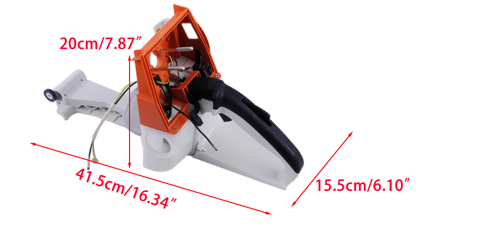 COMPATIBLE STIHL 046 MS460 MS461 FUEL TANK REAR HANDLE AS  PHOTO 1128 350 0850
