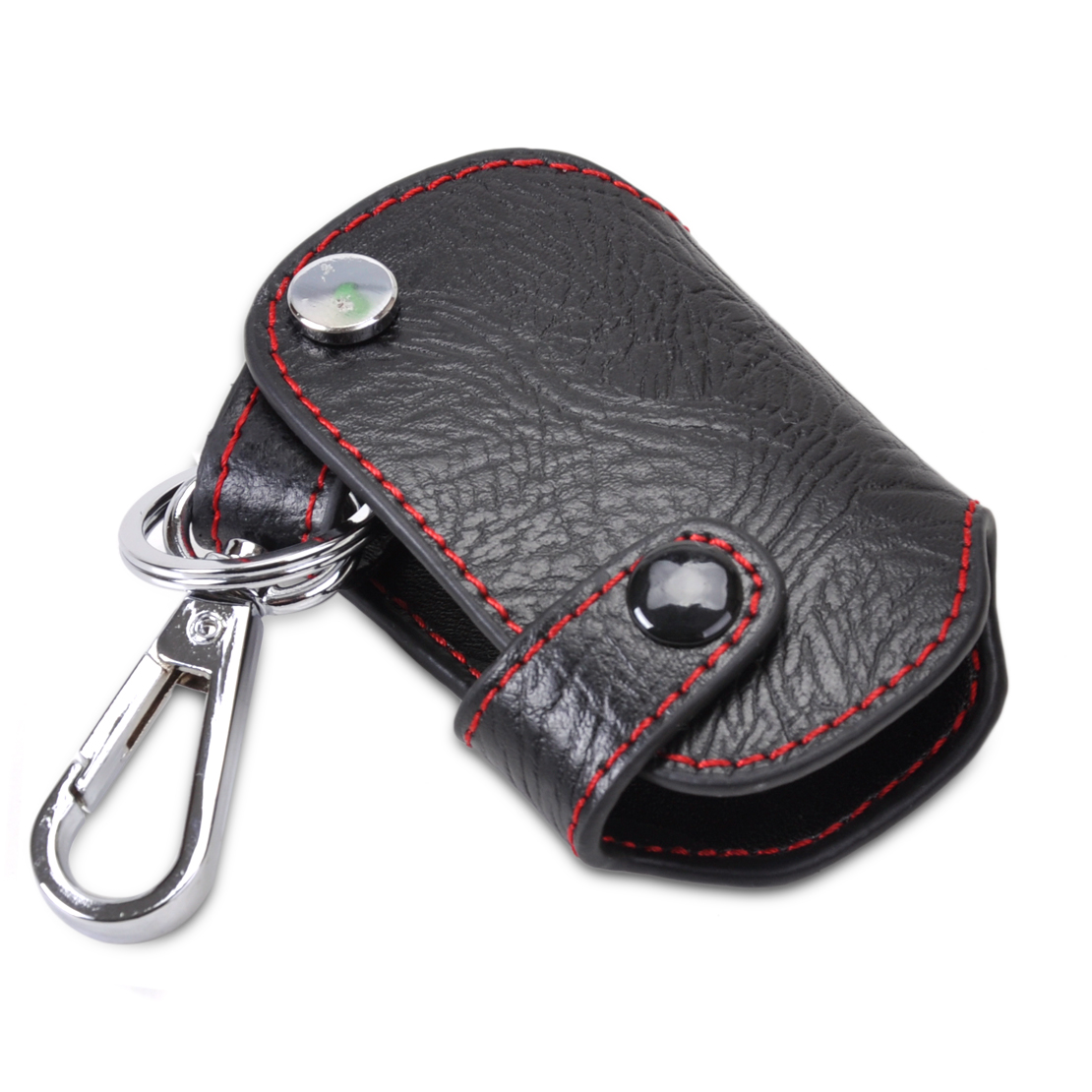 Leather Key Chain Holder Case Cover Fob For Bmw 1 3 5 6 Series Z4 X1 X3 X5 X6 Ebay