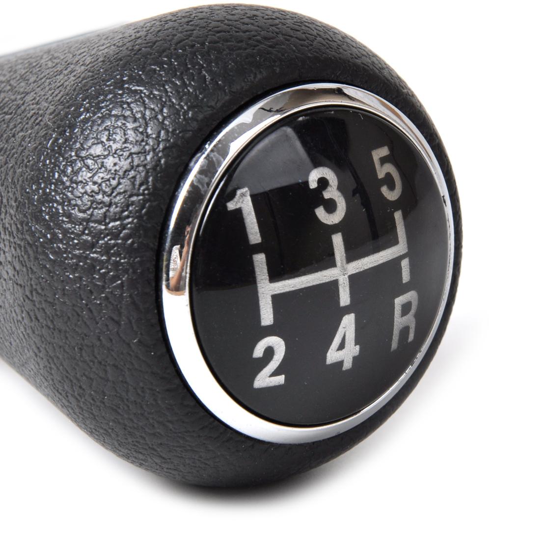 5 gang schaltknauf knauf f r peugeot 106 107 206 207 306. Black Bedroom Furniture Sets. Home Design Ideas