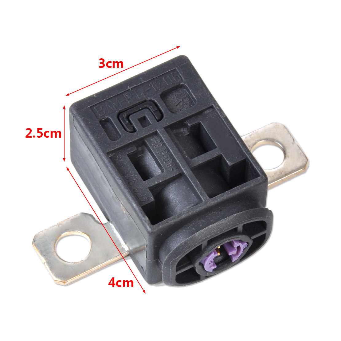 4f0915519 battery fuse overload protection for audi a3 a4 a5 a6 a8 q5 q7 tt vw ebay. Black Bedroom Furniture Sets. Home Design Ideas