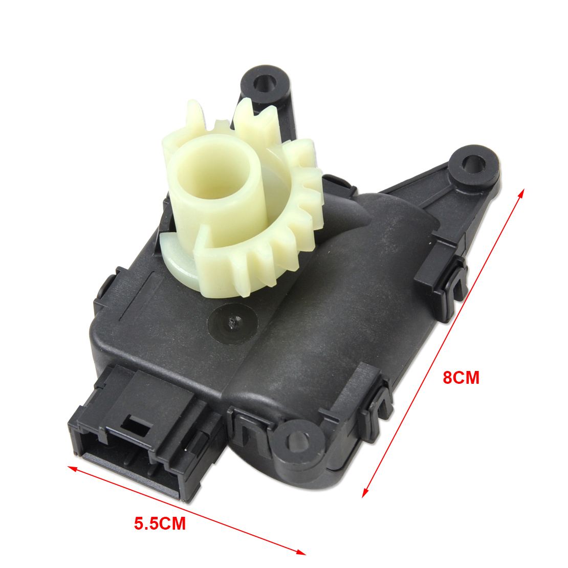 recirculation flap motor for vw golf jetta mk5 mk6