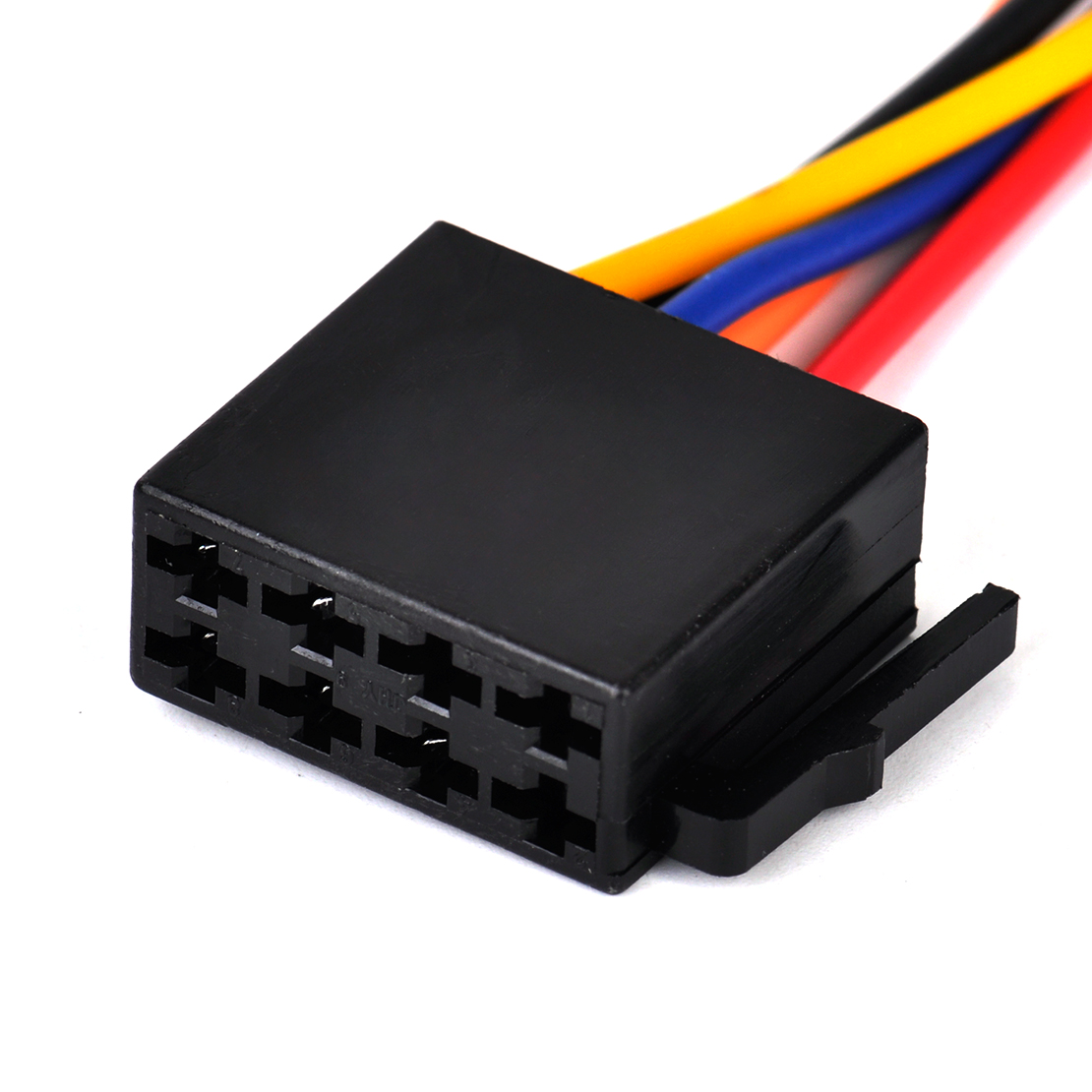 Universal For Car Stereo System Female ISO Wire Harness ...