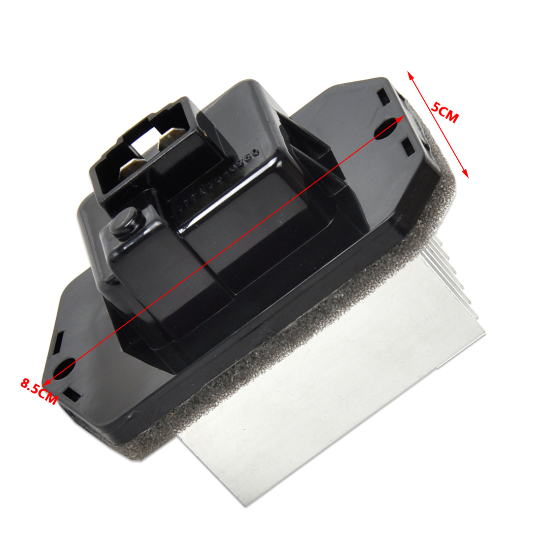 Front heater hvac blower motor resistor for honda civic for Hvac blower motor resistor