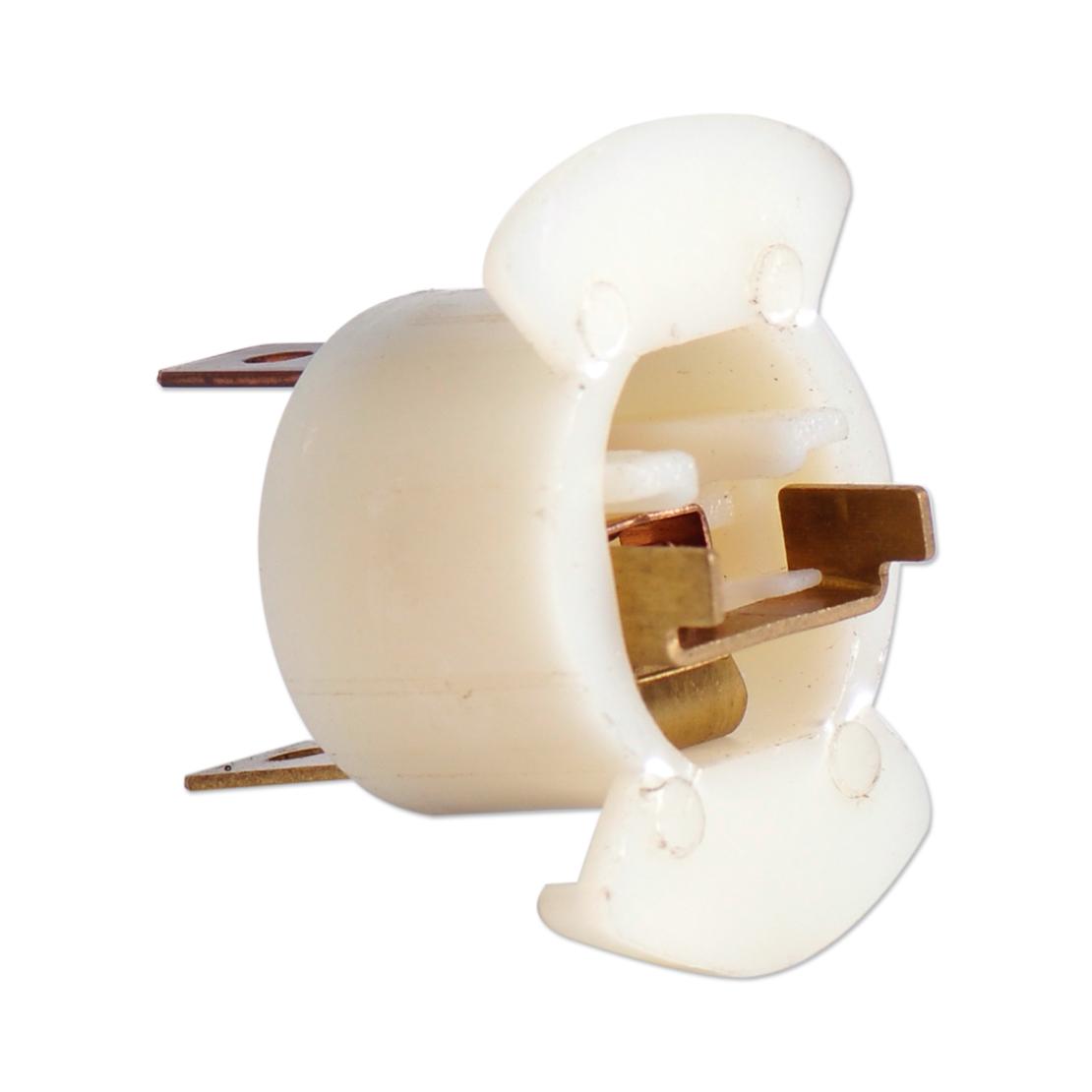 H1 Halogen Headlight Bulb Socket Holder 33116SD4961 Fit