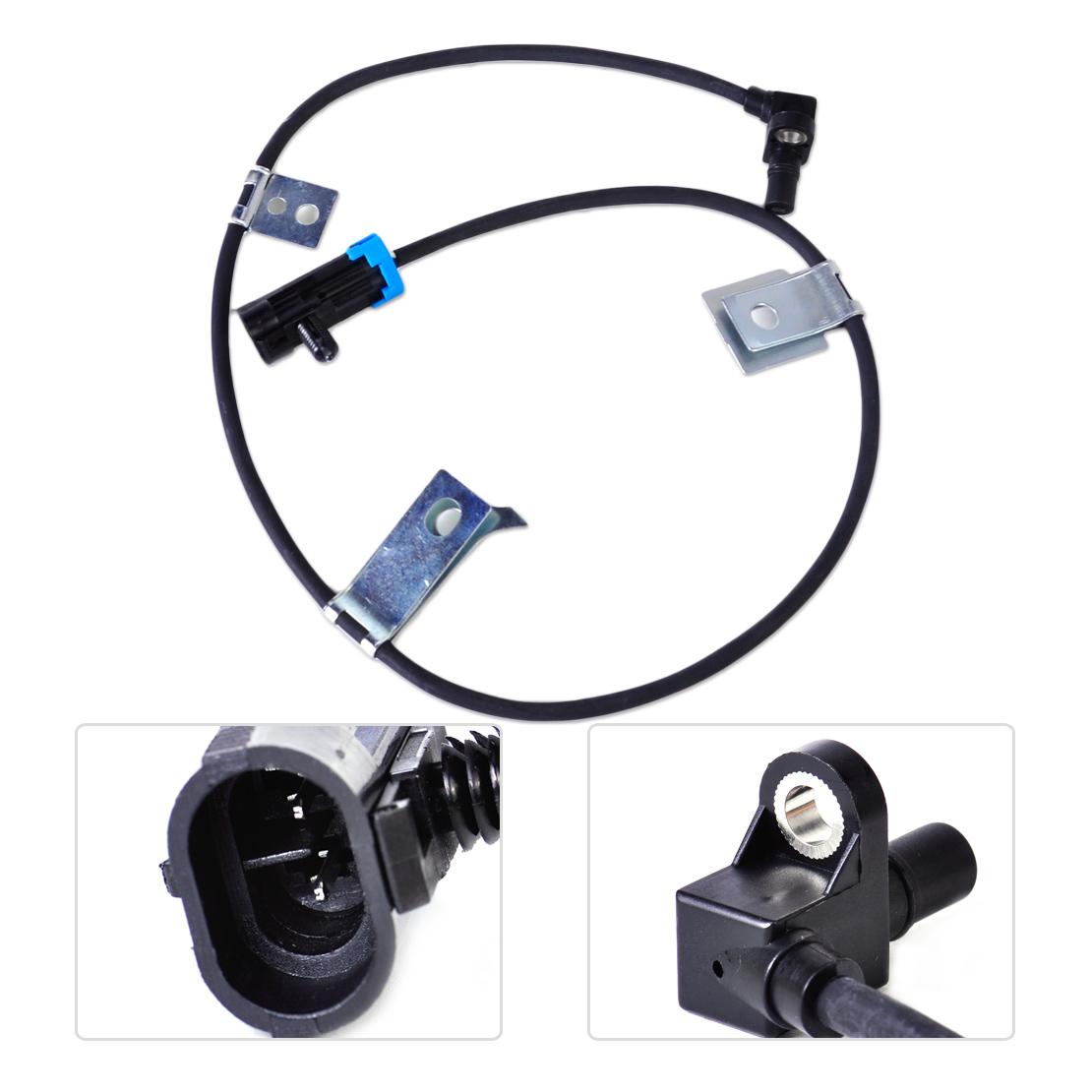 Raddrehzahl Sensor Drehzahlsensor für Chevrolet Avalanche Silverado Suburban GMC
