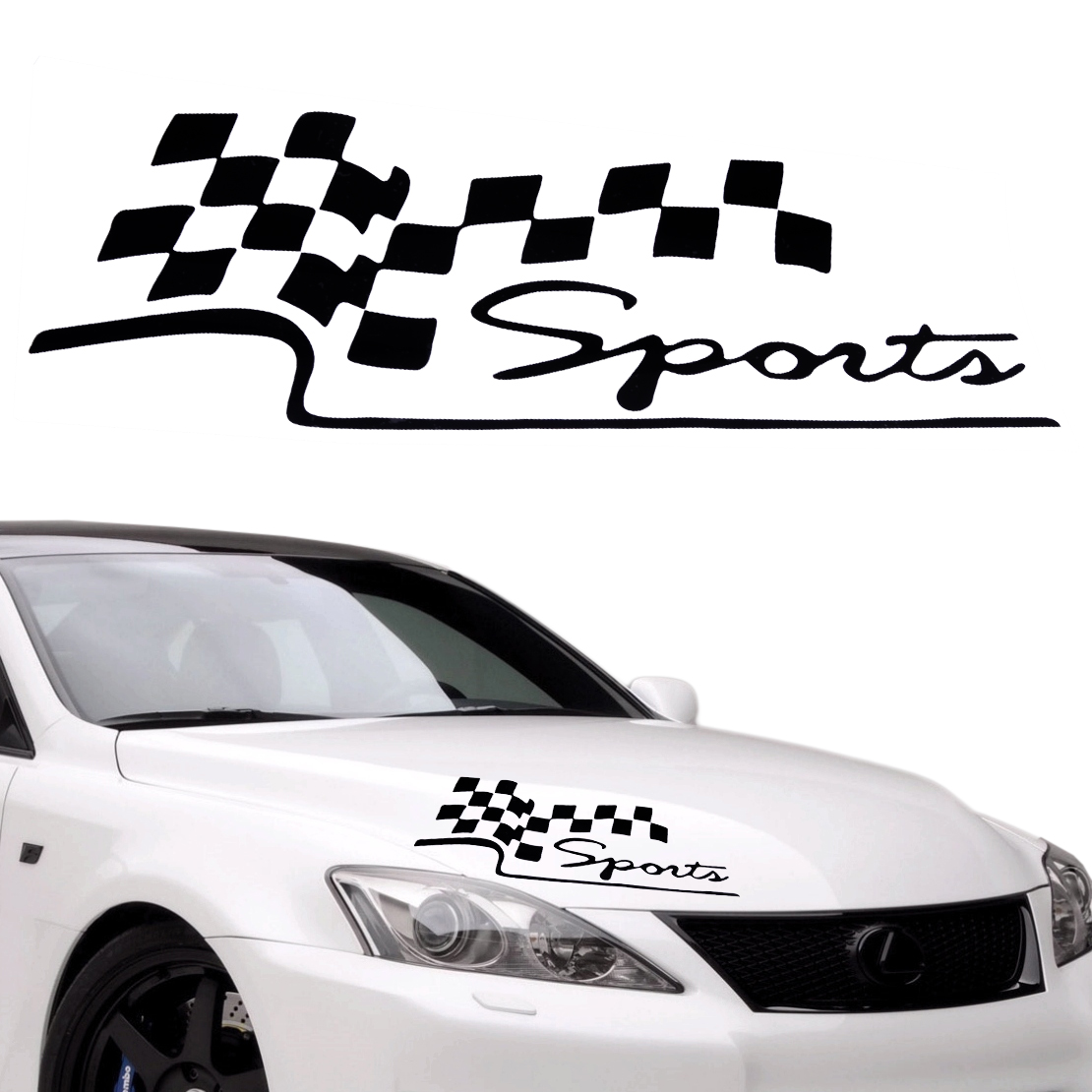 vinyl lettering for cars racing rennfahne sports aufkleber auto decal vinyl sticker 16520