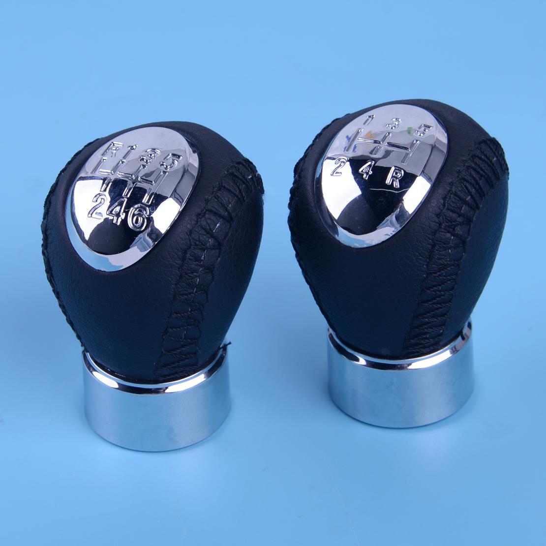 6 Gang Schaltknauf Schaltknopf für Mazda 3 BK 5 CR 6 GG GY 323 626 GF RX-8 MPV