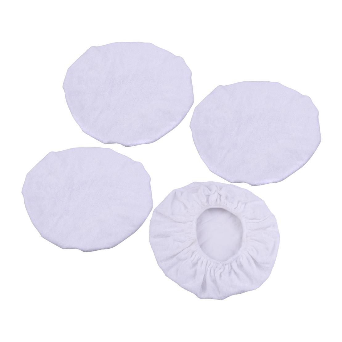 4X Car Soft Wool Sponge Cover Polishing Bonnet Buffer Pad For 9/&10/'/' Polisher