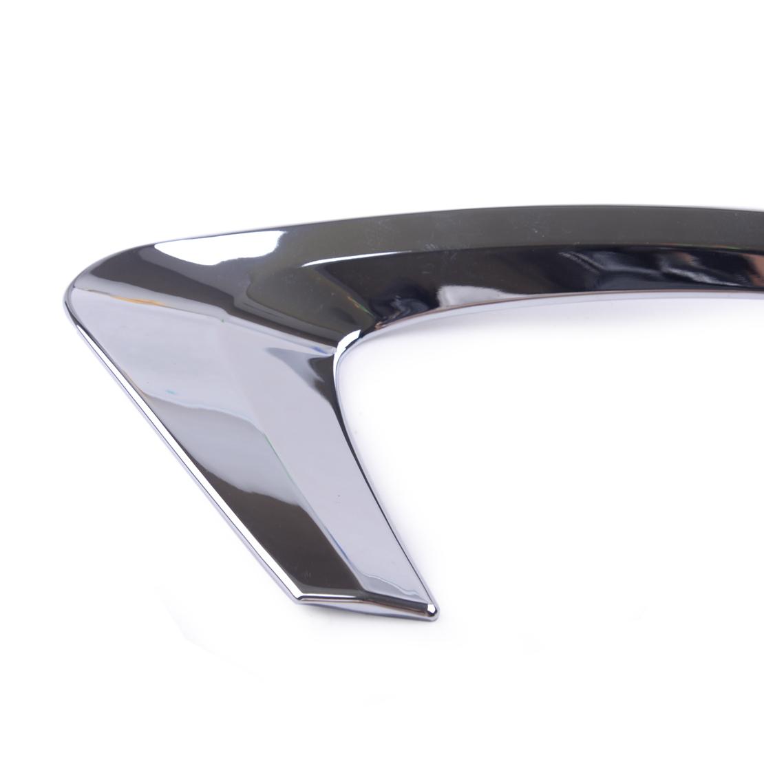 Für Ford Focus 2012-2018 Türgriffe Blenden Kohlefaser ABS A9
