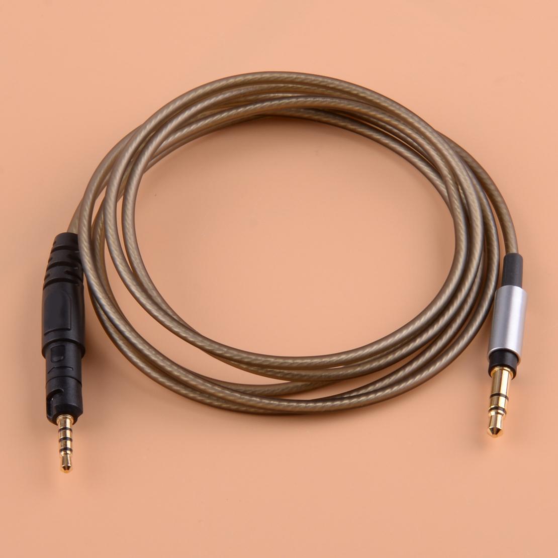 Kabel für Audio Technica ATH-M50x Kopfhörer ATH-M40x ATH-M70x Fernlautstärke
