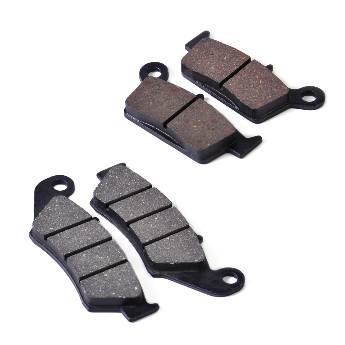Details about Fit for Suzuki RM125 RM250 Honda XR250R Yamaha YZ125 2pcs  Front+Rear Brake Pads