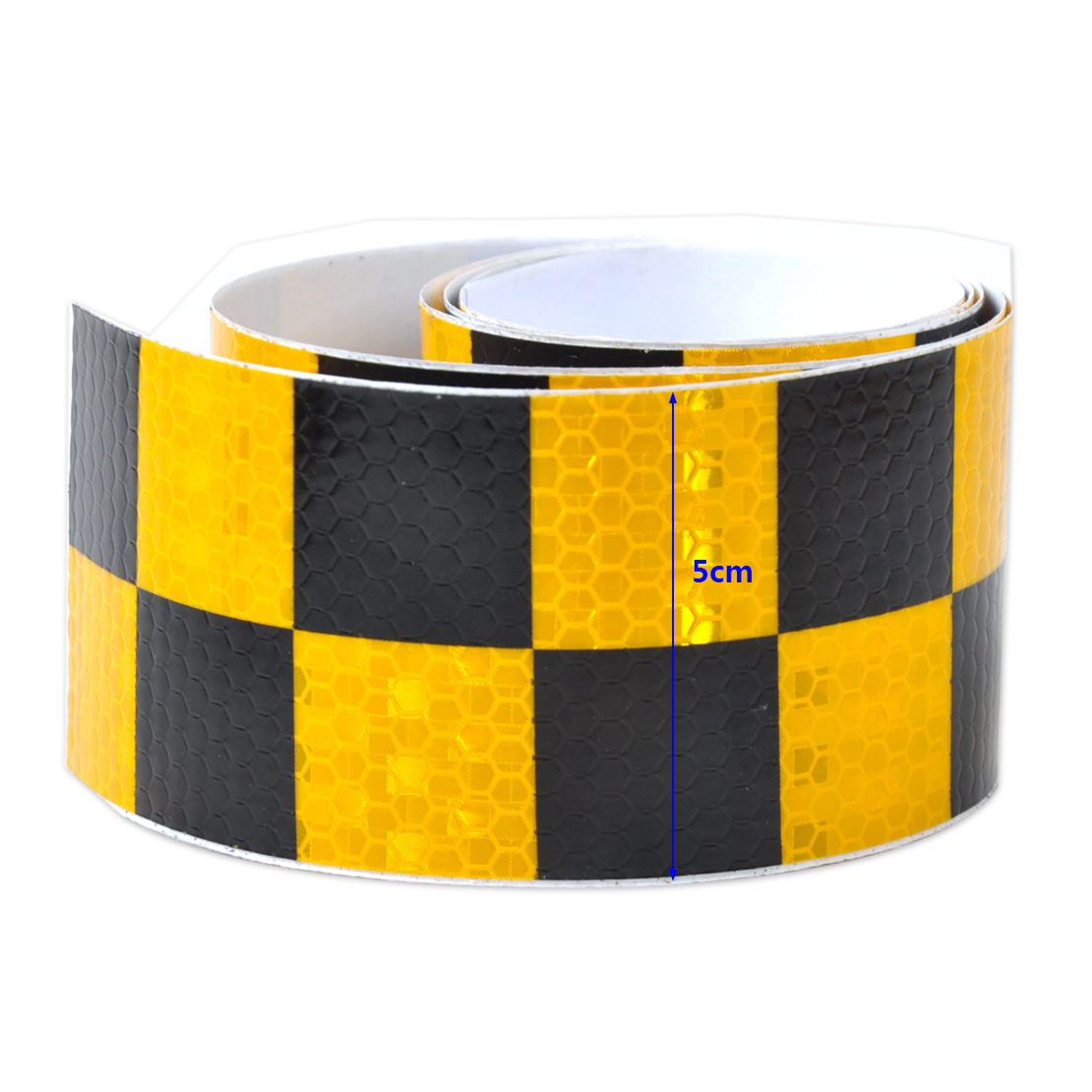 New Reflective Safety Warning Conspicuity Tape Marking