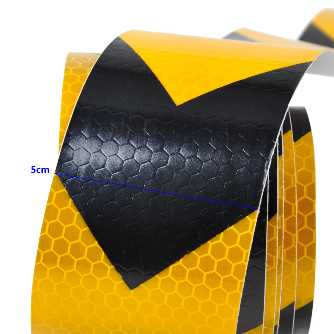 Arrow Safety Warning Conspicuity Reflective Tape Marking