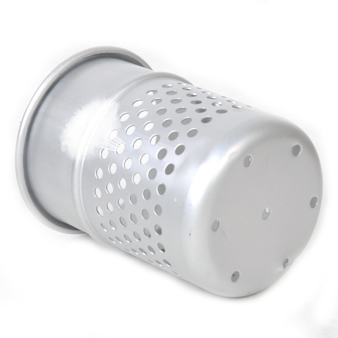 Wand Haartrockner Halterung Ständer Ablagen Aluminium Fönhalterung mit Kamm Neu
