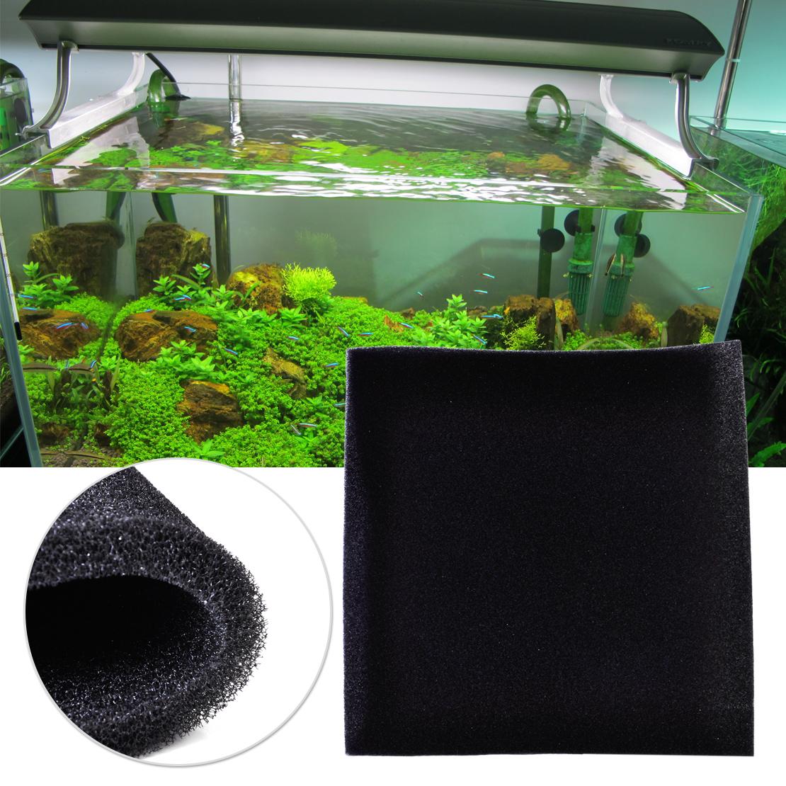 Filtermatte filter schwamm filterschaum teich aquarium for Aquarium teich