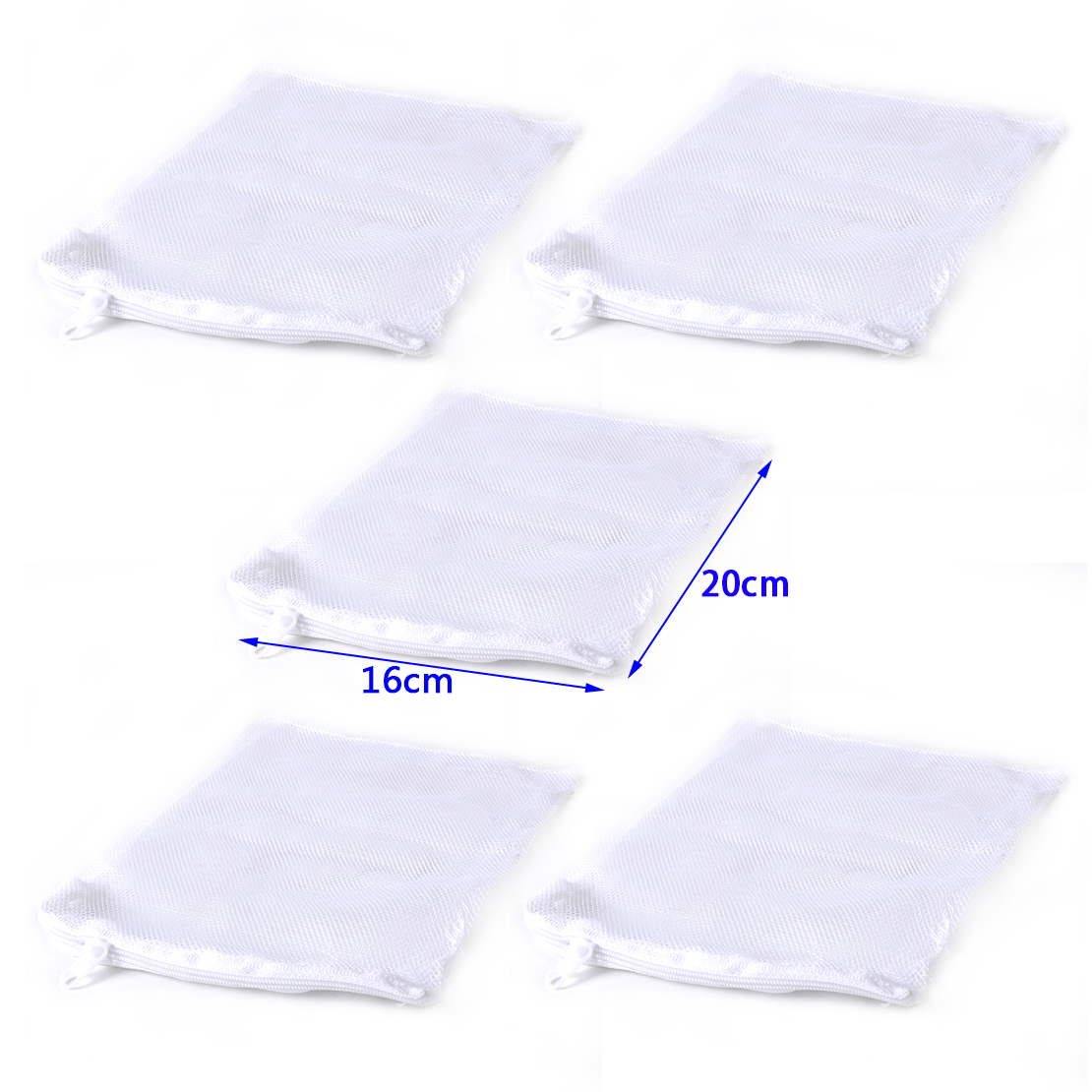 10pcs 14 20cm nylon aquarium fish tank pond filter media for Fish pond filter mesh
