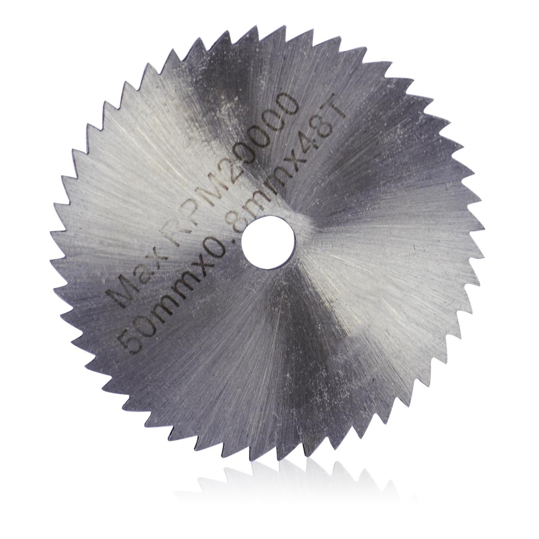 7X HSS Kreissägeblätter Trennscheiben Dorn Cutoff Für Drehwerkzeug Neu G3G2