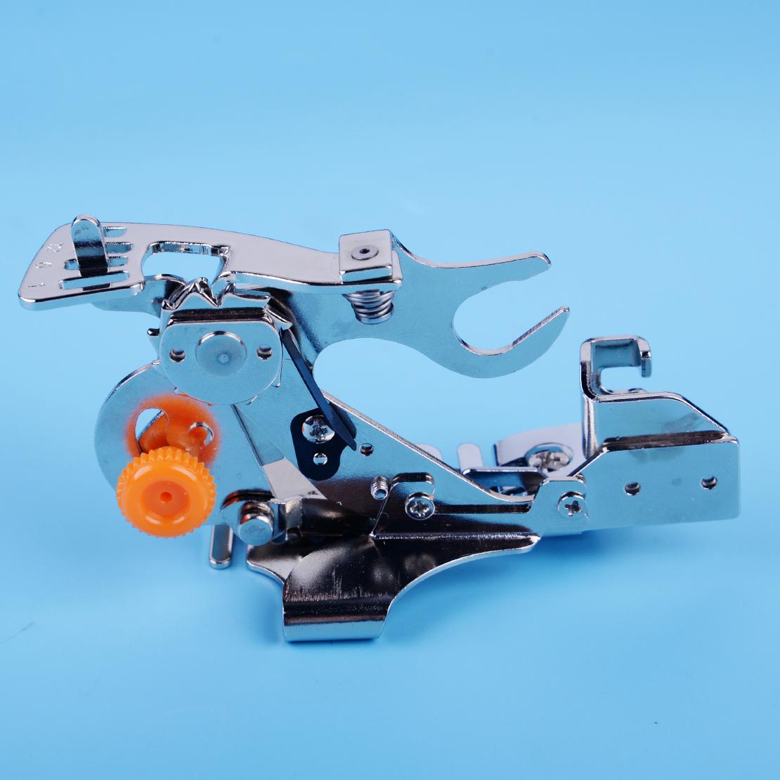 Plissierender Nähfuß Ruffler Presser Foot für Low Shank Nähmaschine Simplicity