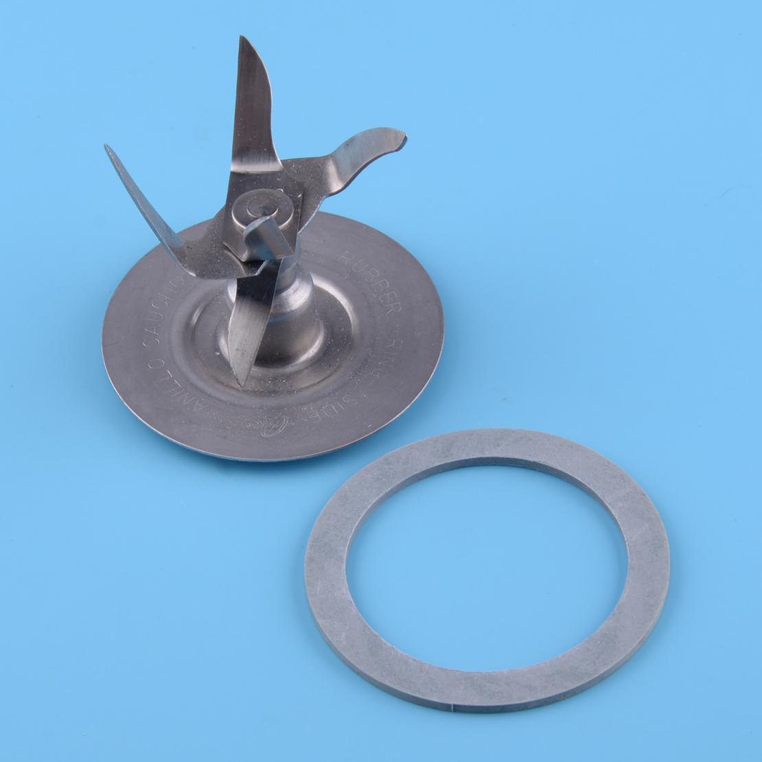 Mixer Messer Ersatzmesser Klinge mit Dichtung Ring für Oster Blender Standmixer