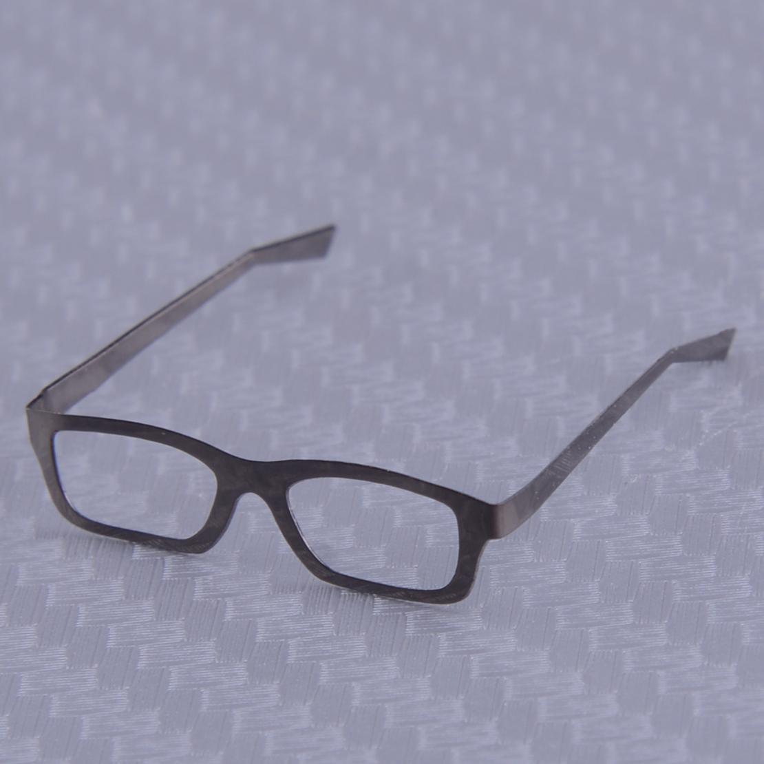 1//6 Scale Glasses Metal Foldable For Walter White Breaking Bad Kit Bash Custom