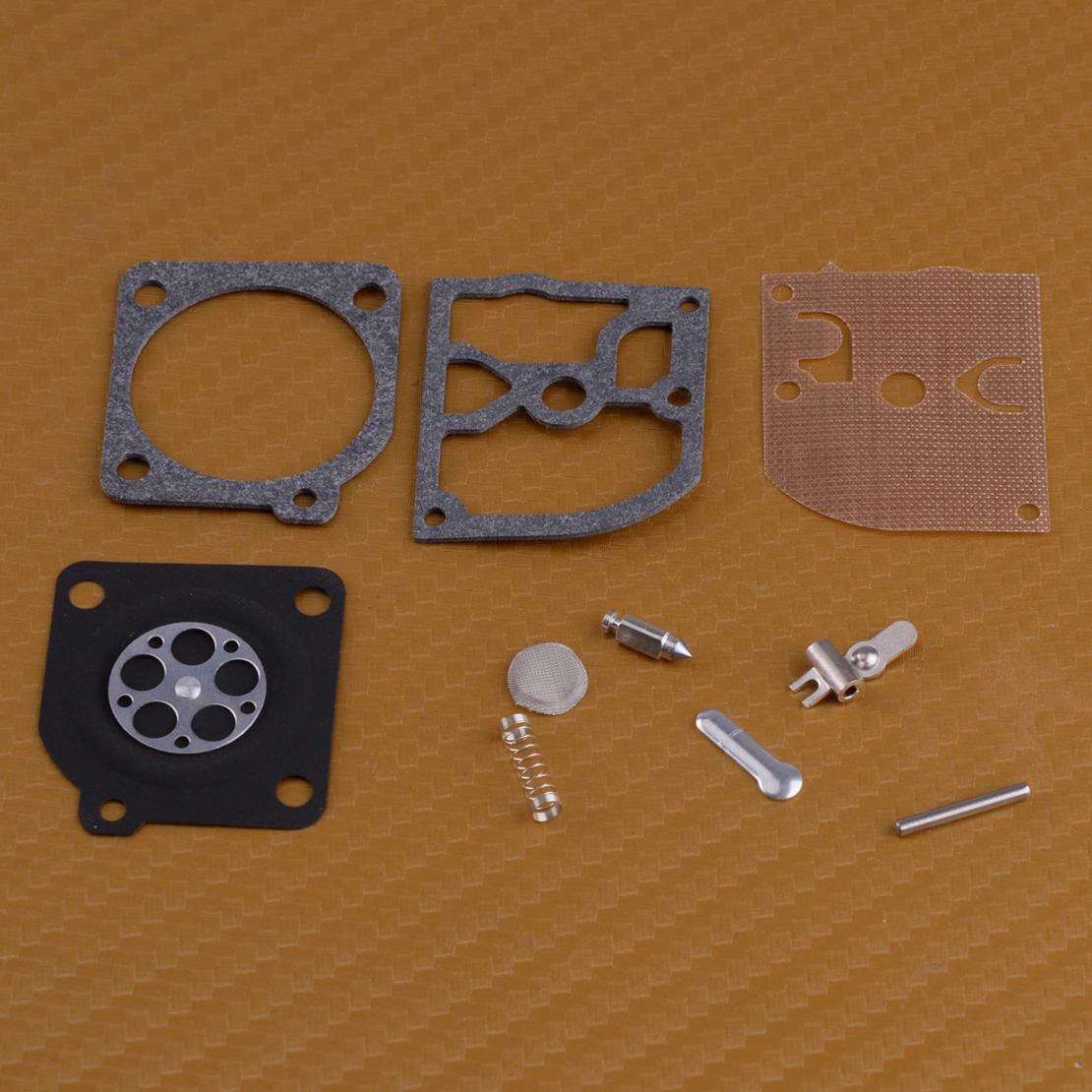 Fit Dolmar PS 500 510 4600 5000 5100 5105 ZAMA RB-119 Membranen Vergaser-Kit