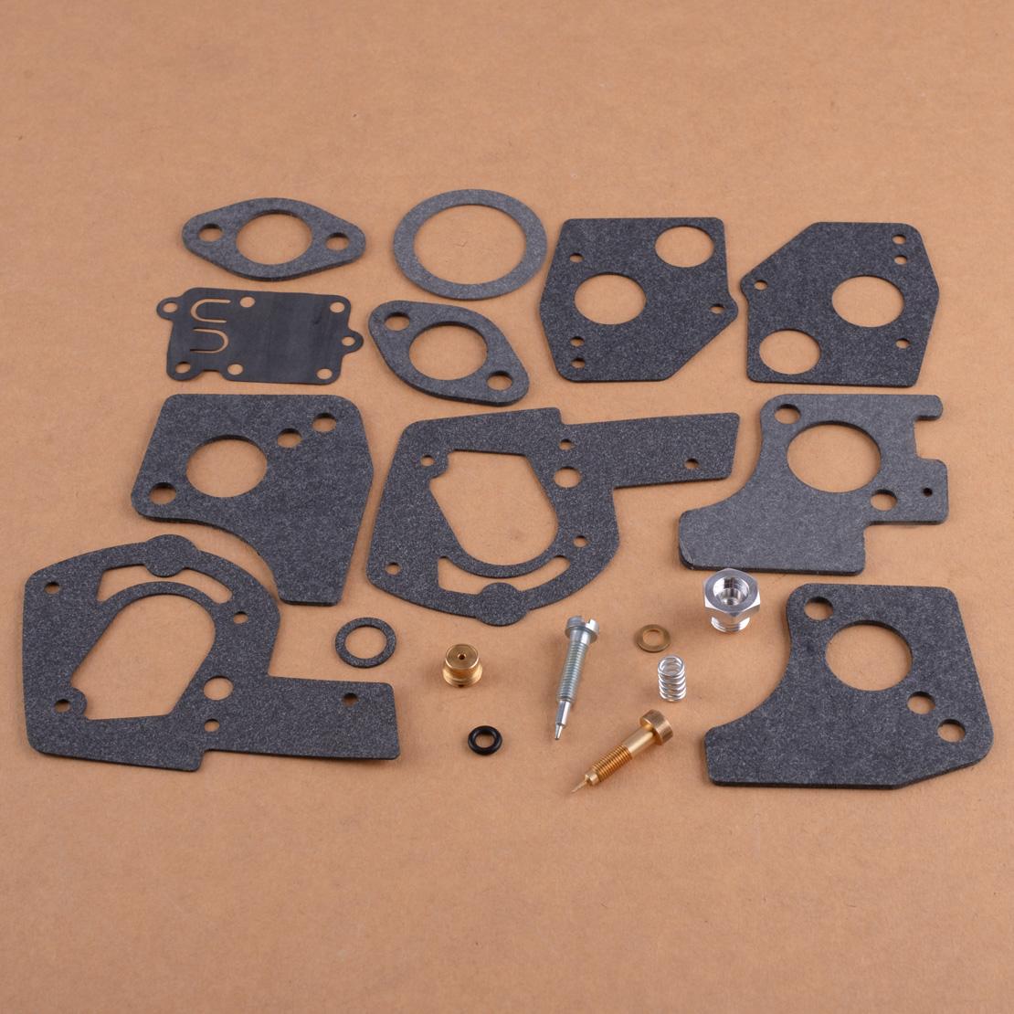 Vergaser Reparatursatz Membransatz für Briggs /& Stratton 495606 3-5HP Engine